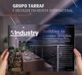 Grupo Tarraf é destaque em revista internacional.